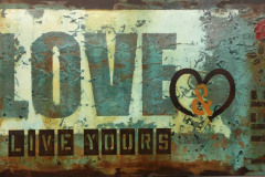 LOVE & LIFE_60x40