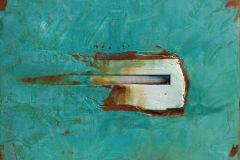 David Adshade - Emergence, 36 x 36
