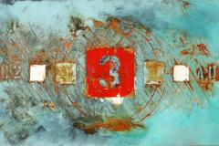 David Adshade - Untitled 10, 72 x 36